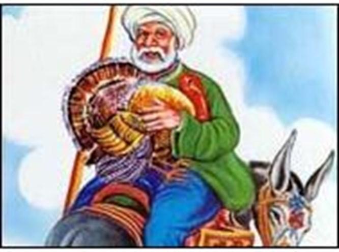 Nasreddin Hoca torun sahibi